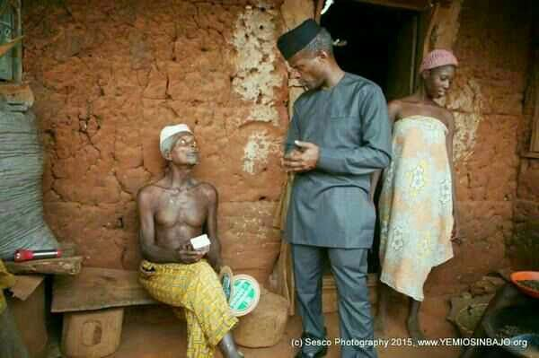 GOSSIP, GISTS, EVERYTHING UNLIMITED: Prof Yemi Osinbajo Clears The Air On Alleged Fathe...
