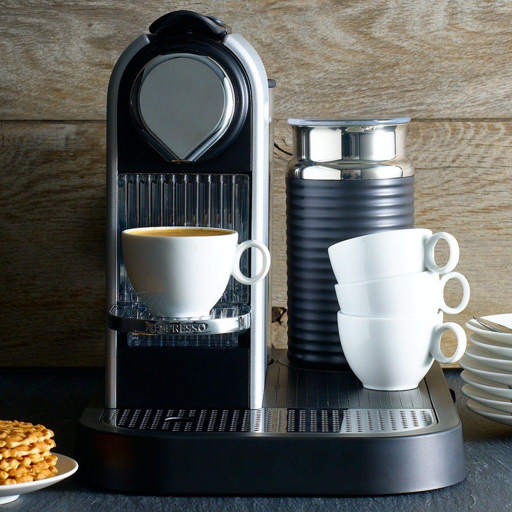 Nespresso Citiz and Milk Machines Espressomaschine