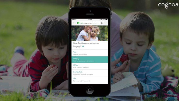 Cognoa promises worried parents faster answers autism