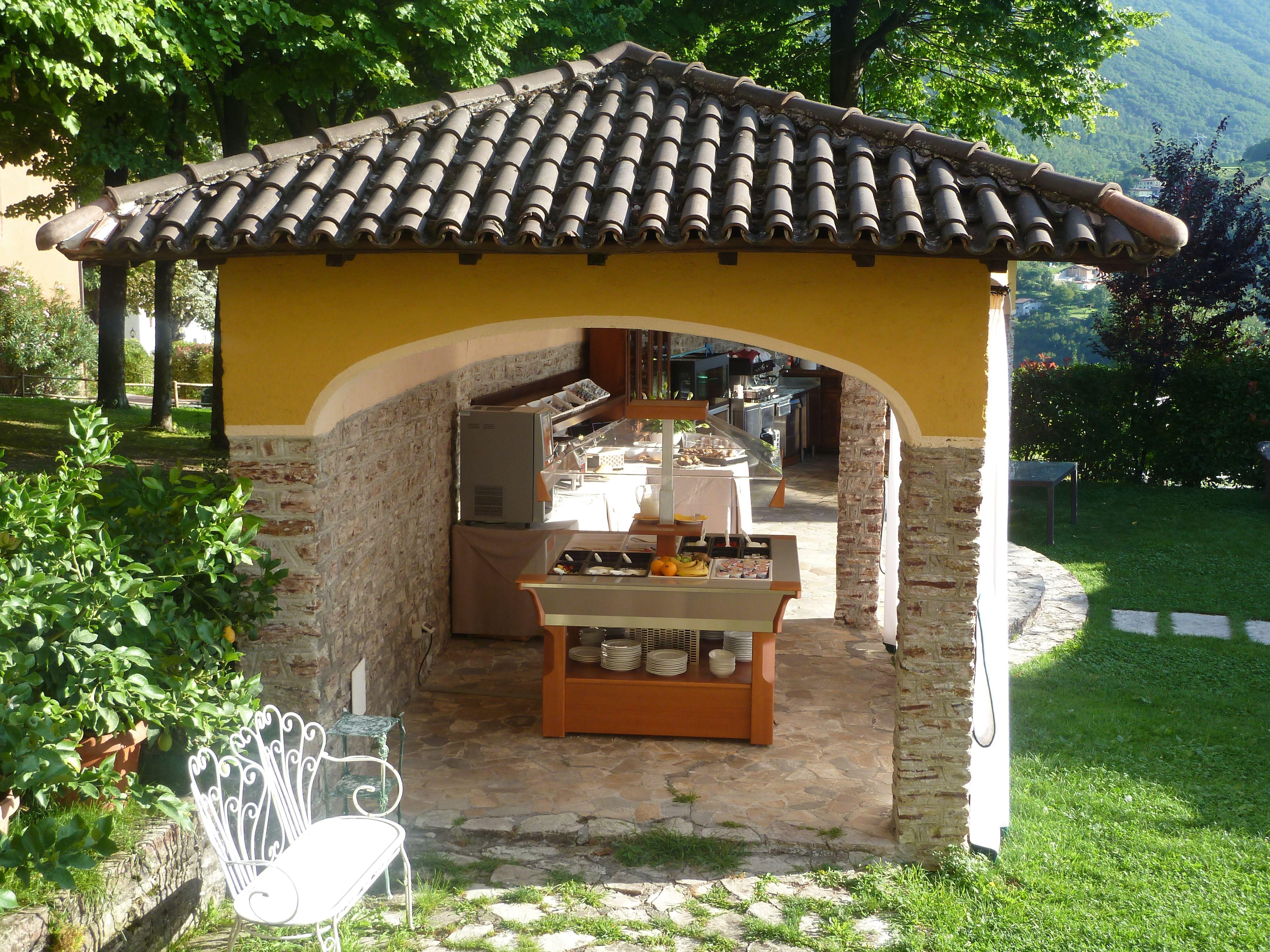 Today Breakfast at Villa Sostaga. ilovesotaga Outdoor