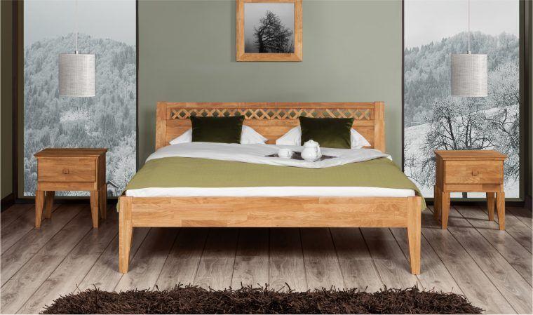 sp cialiste de la literie haut de gamme lit bois com vous. Black Bedroom Furniture Sets. Home Design Ideas