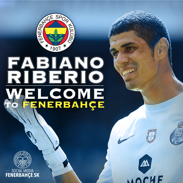 Welcome Fabiano Ribeiro !