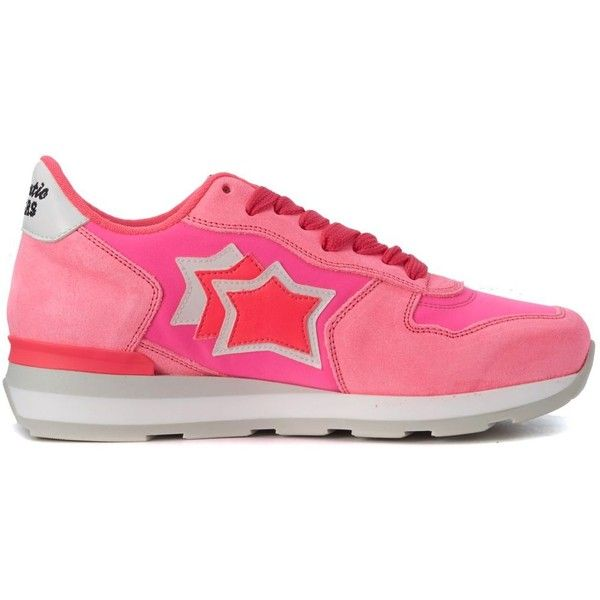 Moncler Trainers fucsia