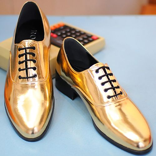 White And Gold Wedding Groom And Groomsmen Men S Shoes Casual