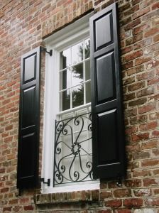 Decorative Shutters And Protective Grille Very Clic