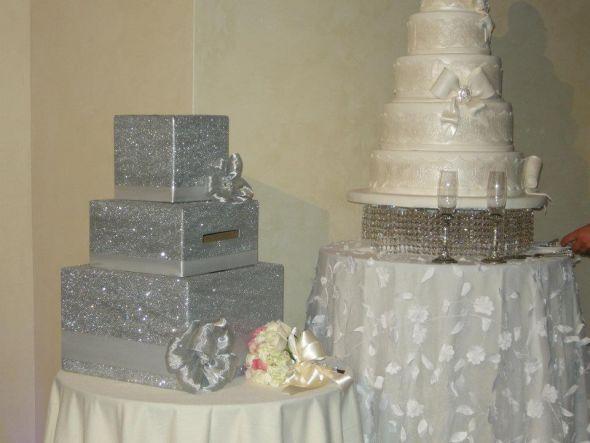 purple wedding cakes Google Search – Bling Wedding Card Box