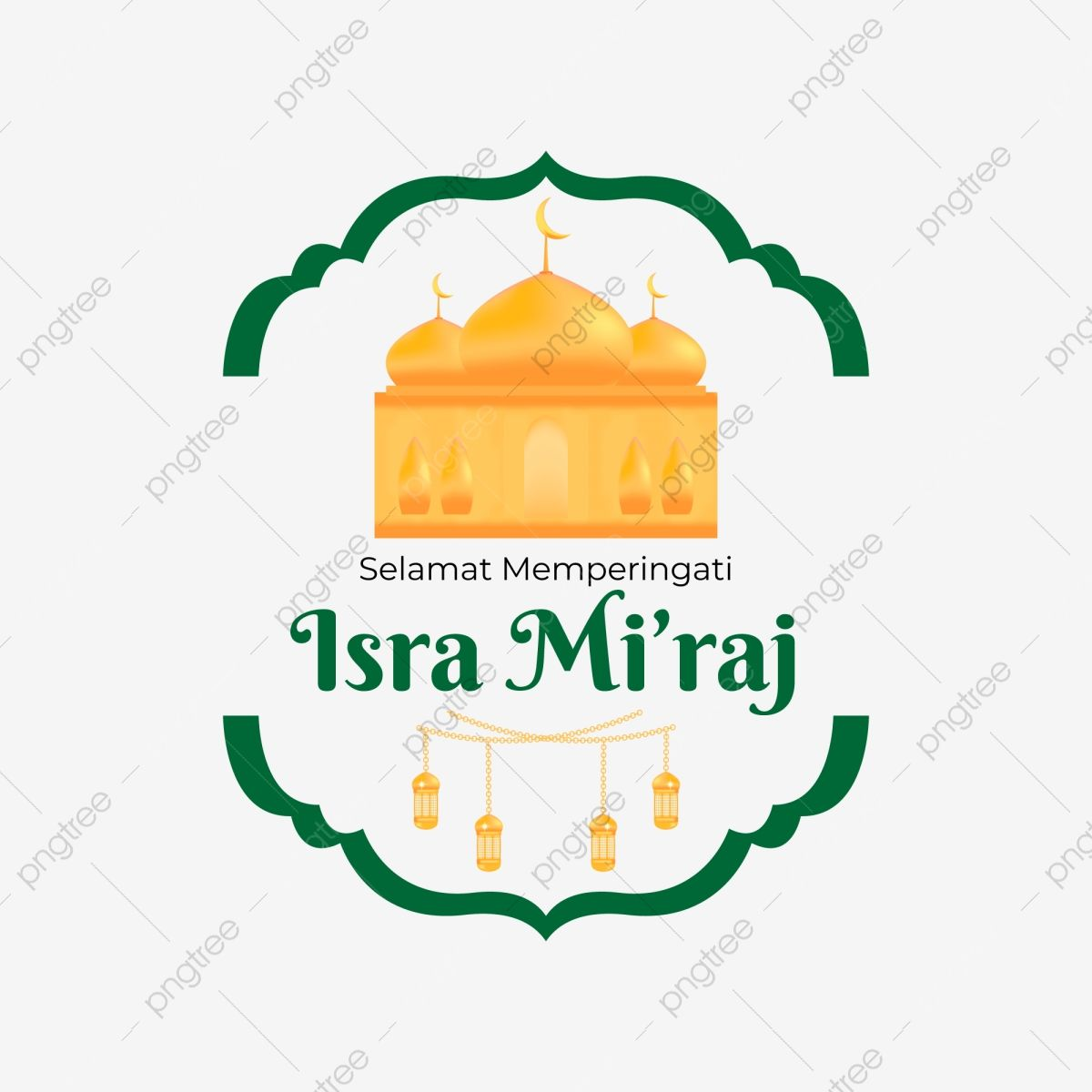 Islamic Celebration With Text Selamat Memperingati Isra Miraj Isra Miraj Isra Mi Raj Png And Vector With Transparent Background For Free Download In 2021 Islamic Celebrations Transparent Background Graphic Resources
