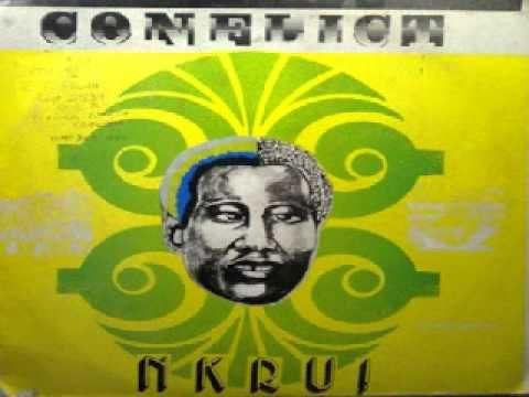 Classic African Vinyl Digs Musical Inspiration