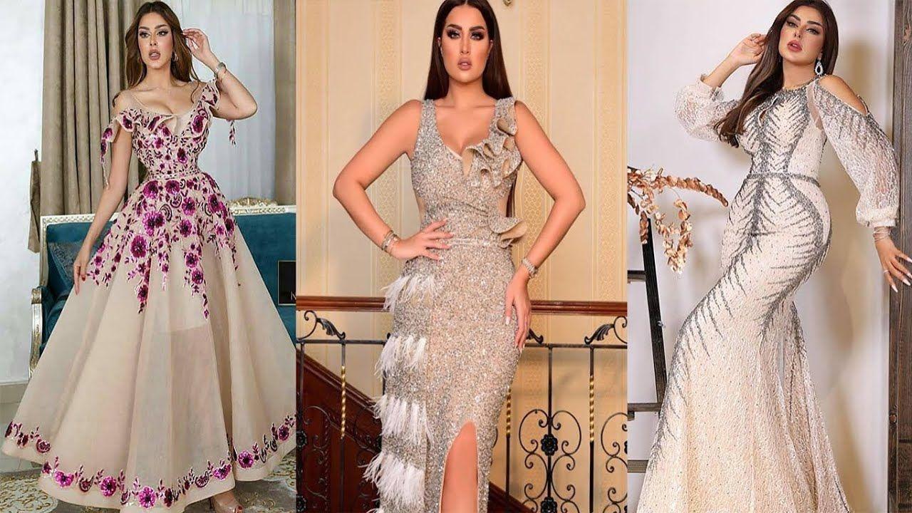تشكيلة جذابة وأنيقة لفساتين خطوبة وفساتين سهرة خفيفة أجمل فساتين الأعرا Dresses Prom Dresses Formal Dresses