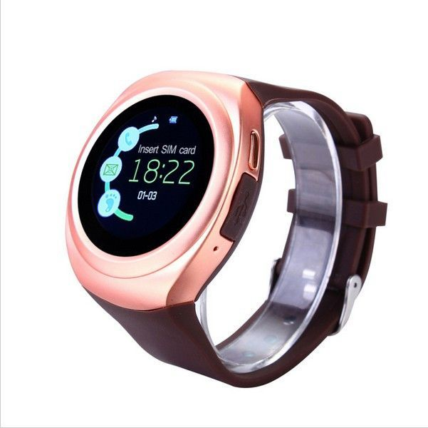 Itormis Newest W36 Bluetooth Smartwatch Smart Watch Support Tf Card Sim Card Touch Screen Pedometer For Android Pk Dz09 Miband 2 Smart Watch Wearable Device Wearable Technology