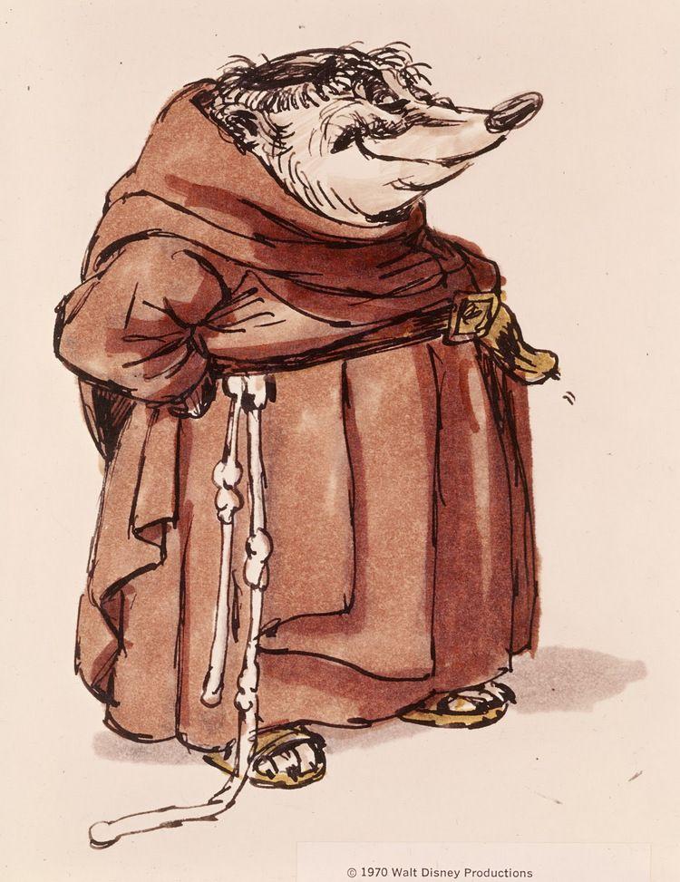 Robin Hood Characters Concept