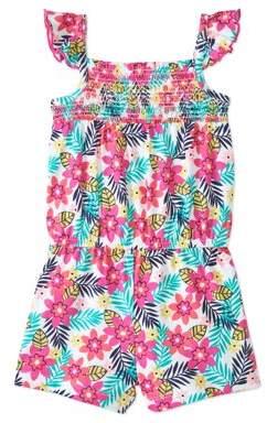 Healthtex Toddler Girl Flutter Sleeve Knit Dress