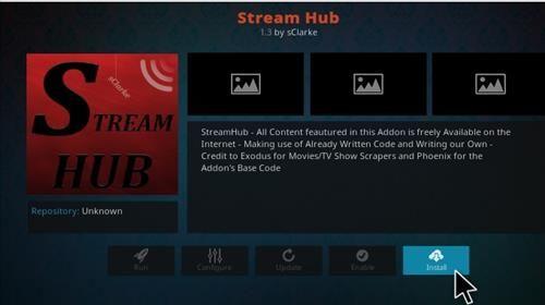 Addon Stream Hub Addon Project — ZwiftItaly