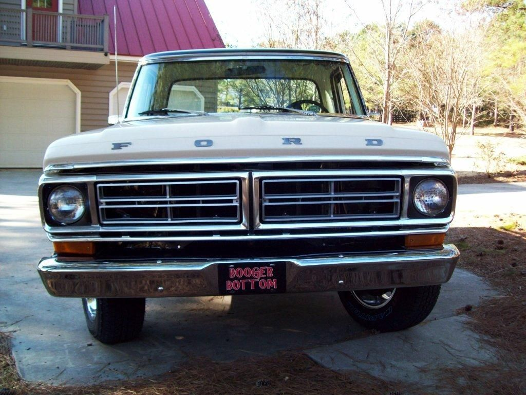 Ford Pickup Truck Air Conditioning Pickup trucks, Ford