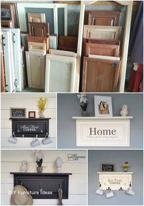 Creative DIY Furniture Repurpose Ideas