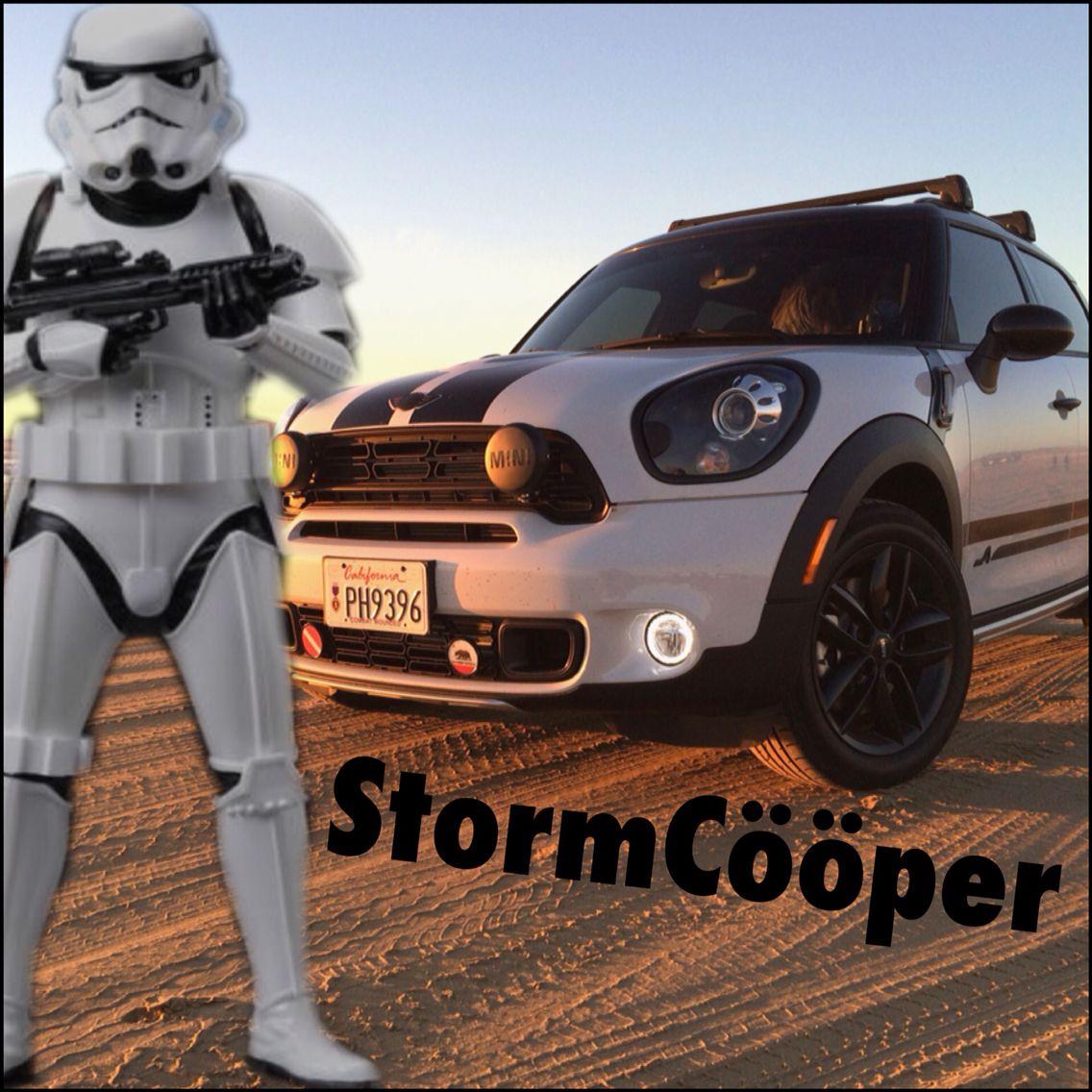 2015 Mini Countryman Suspension: Storm Cooper Star Wars Mini Cooper Countryman All-wheel