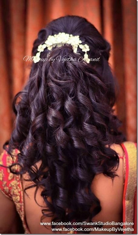 101 Indian Wedding Hairstyles For The Contemporary Bride With