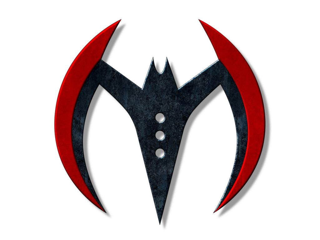 Batman Beyond Batarang Temp Pic