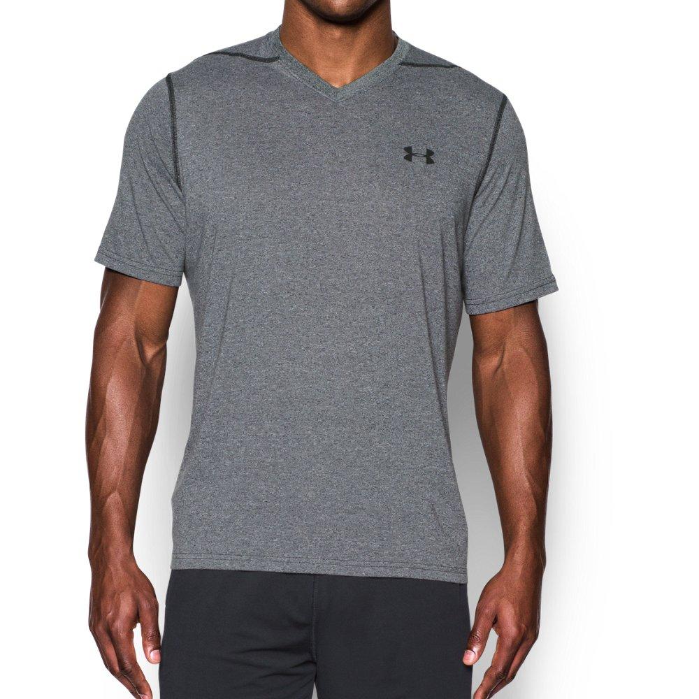 ae6a4dce70 Men's UA Threadborne Siro V-Neck T-Shirt | Under Armour US ...