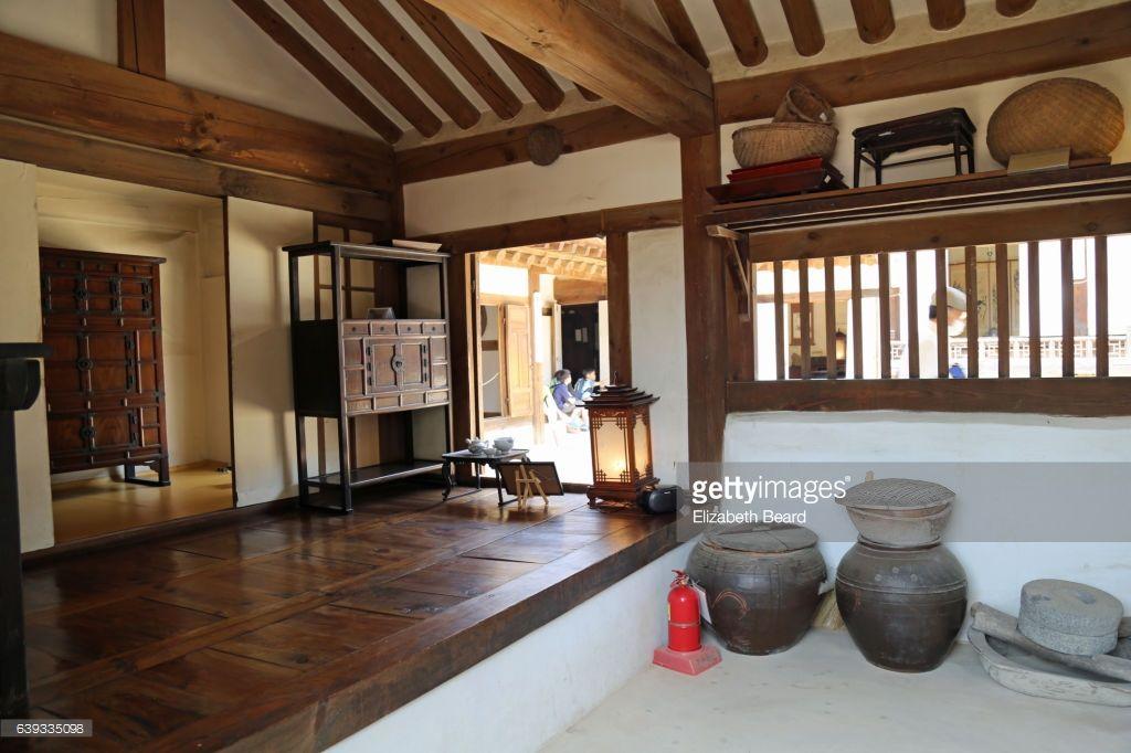 The Namsangol Hanok Village includes five restored traditional Korean
