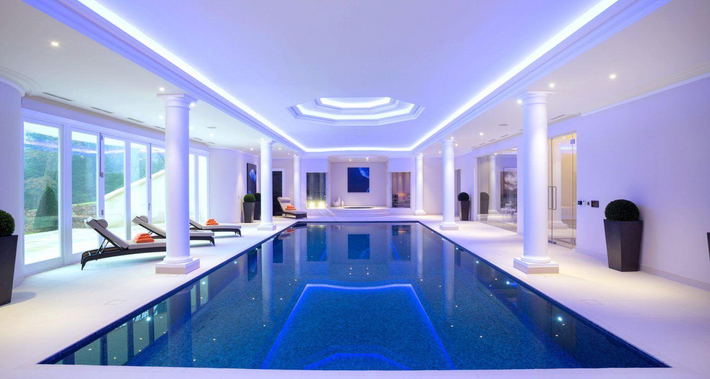 Luxury Indoor Swimming Pool Design Amp Installation Company Based In Surrey Winner O Indoor Swimming Pool Design Indoor Swimming Pools Swimming Pool Designs