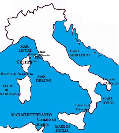 Mare Mediterraneo Cartina.Il Mare Mediterraneo Attivita Geografia L Insegnamento Della Geografia Fiera Delle Scienze