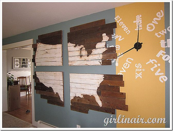 pottery barn wall art DIY....but kinda looks like it would take more ...