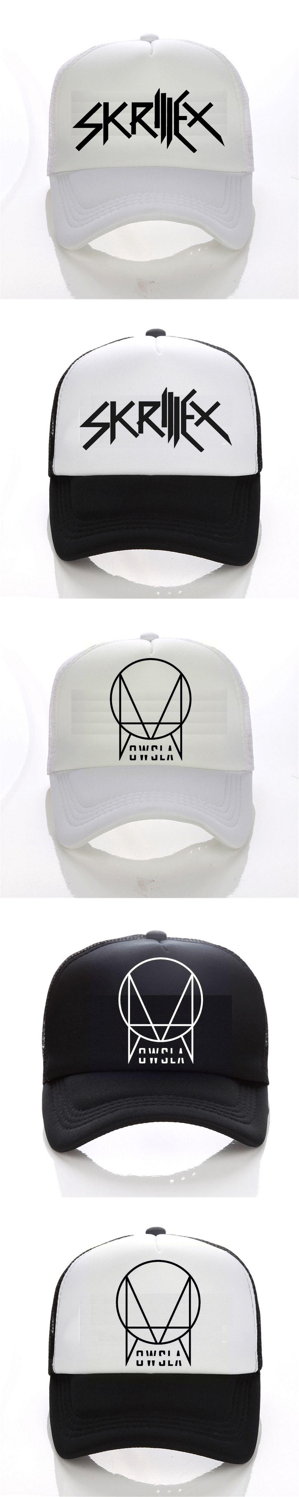 9d2e7befc64 Owsla Logo Unisex Adjustable Flat Bill Hat Baseball Cap Black Top ...