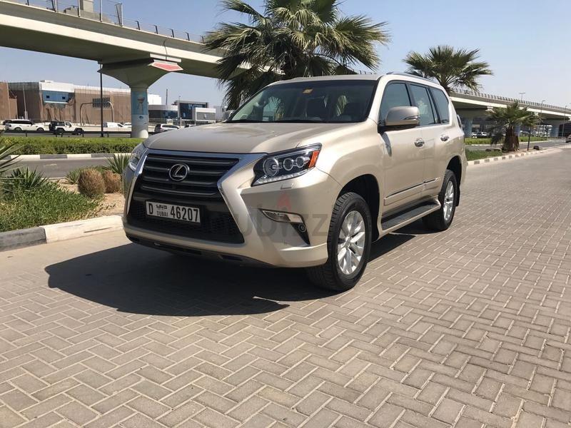 dubizzle Dubai | GX-Series: VERIFIED CAR! LEXUS GX 460 2014 ...