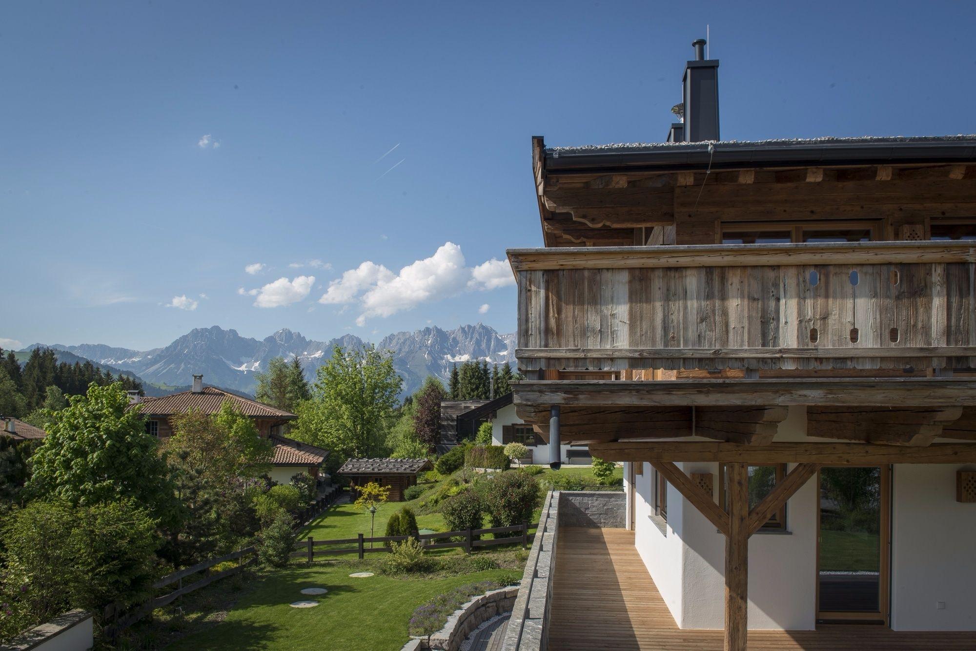 Wunderschönes Alpenchalet in Best-Lage von Kitzbühel - Kitzbühel ...
