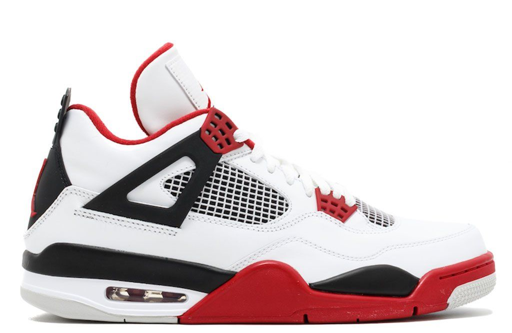 2019 Air Jordan Retro 4 Fire Red