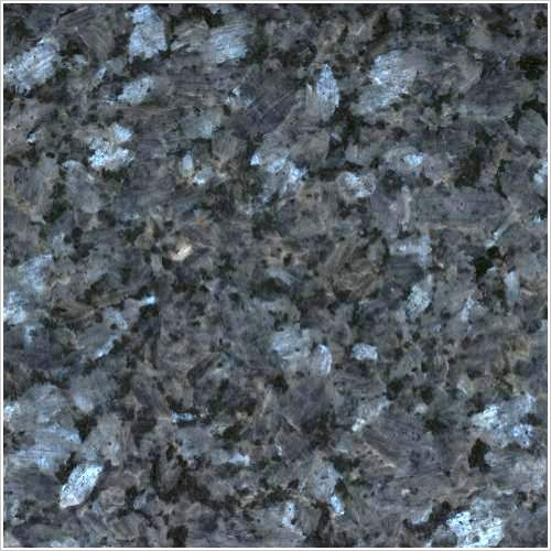Navy blue granite