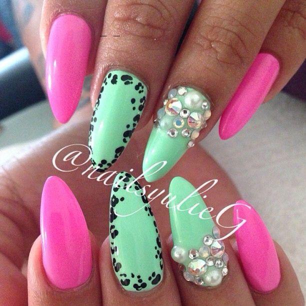 QueenHowie | Nails | Pinterest