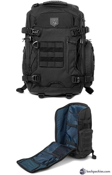 Cannae Legion Elite Day Pack MOLLE Backpack - Goruck GR1 Alternative -  Learn more at backpackies.com fbeea4a88e