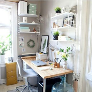 shelves boxes and just having a spot for everything can on beautiful home desk organization ideas make comfortable what it will do for you id=53784