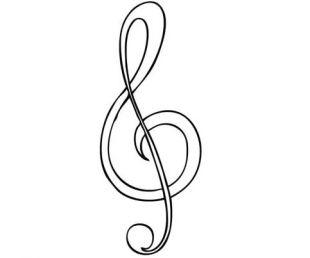 violinschlüssel # notenschlüssel | violinschlüssel, musik
