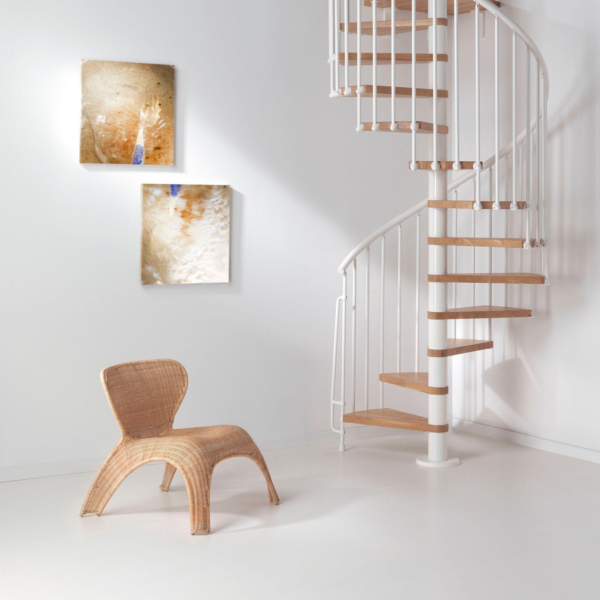 Best Fontanot Oak70 Spiral Staircase D 150 Cm B Q For All 400 x 300