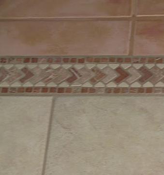 Ideas for Tile Flooring Transitions   Tile Center Blog   For the ...