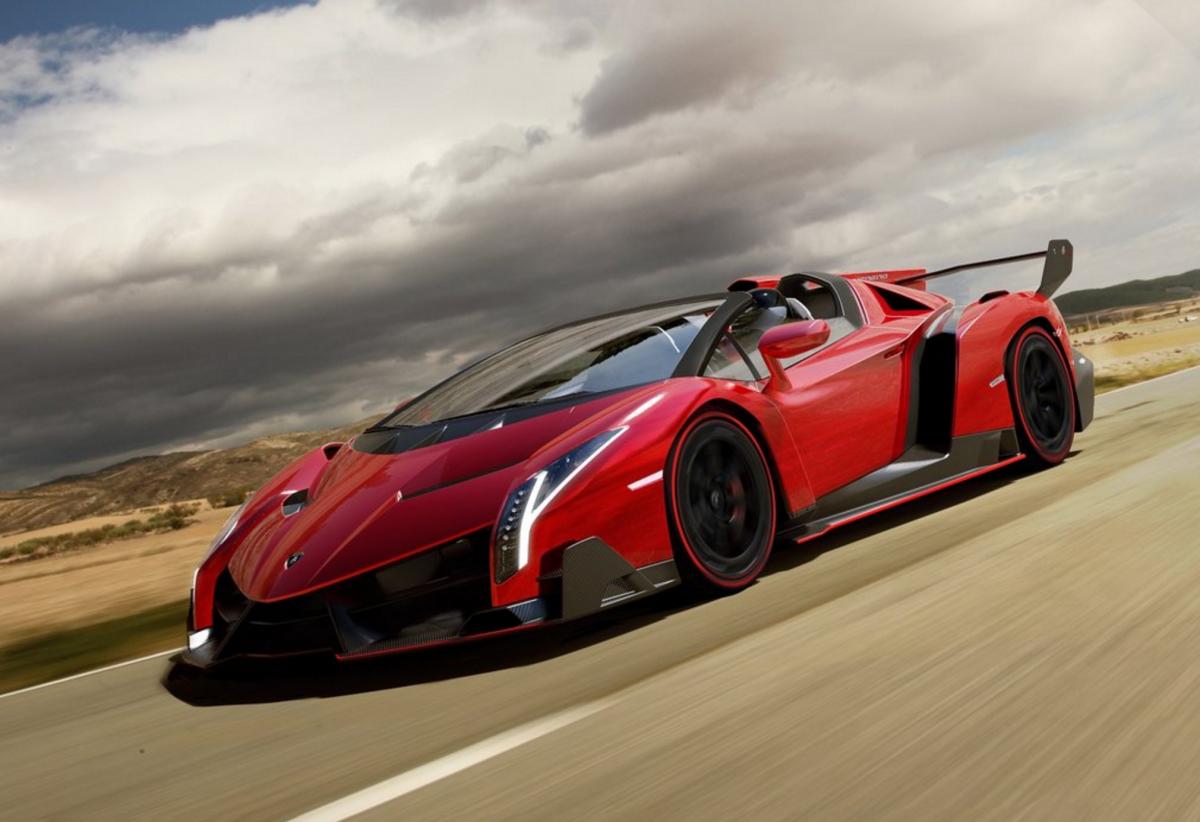The 7 Most Expensive Supercars In The World Lamborghini Veneno Roadsters Lamborghini
