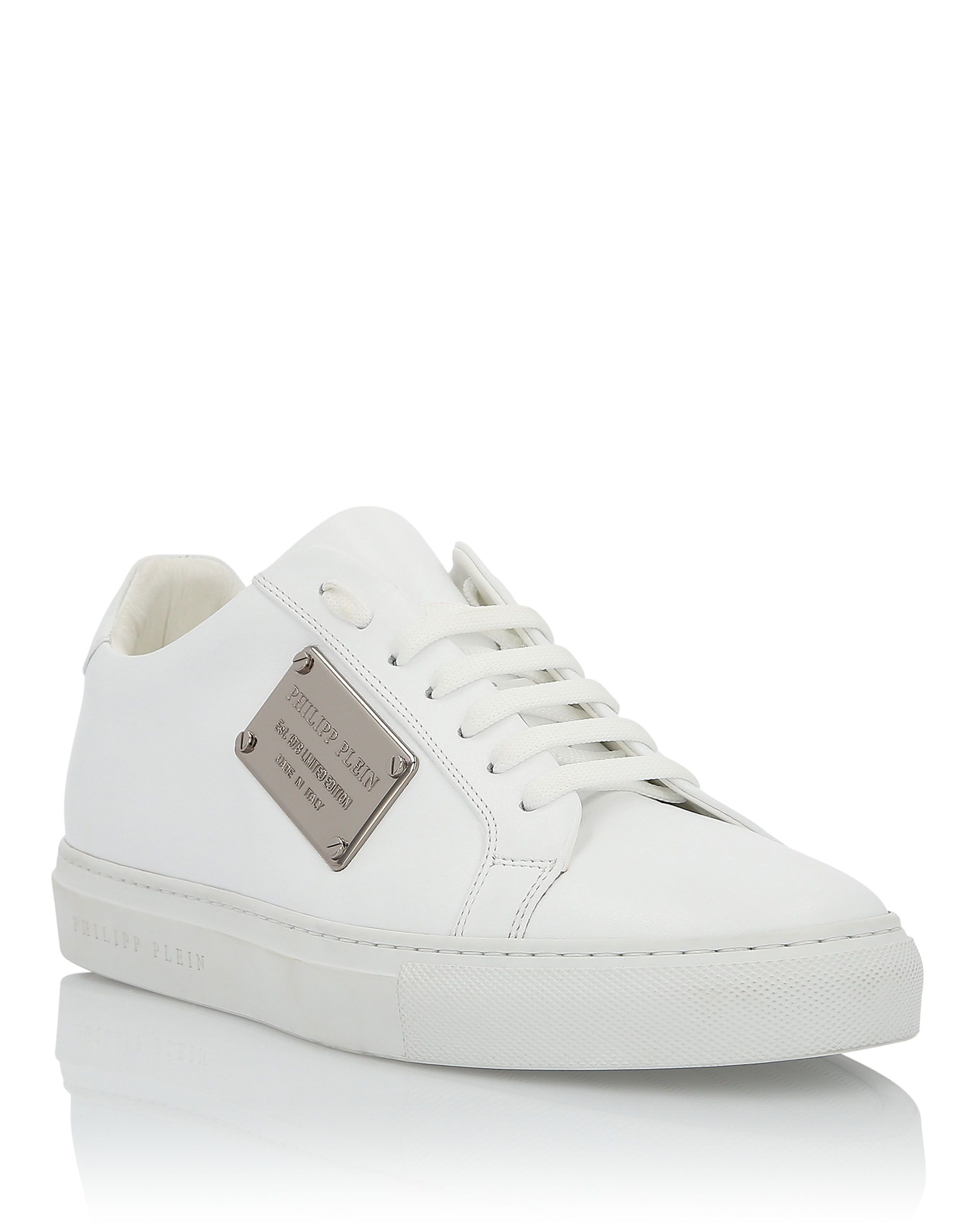 PHILIPP PLEIN LO TOP SNEAKERS FERDY. #philippplein #shoes