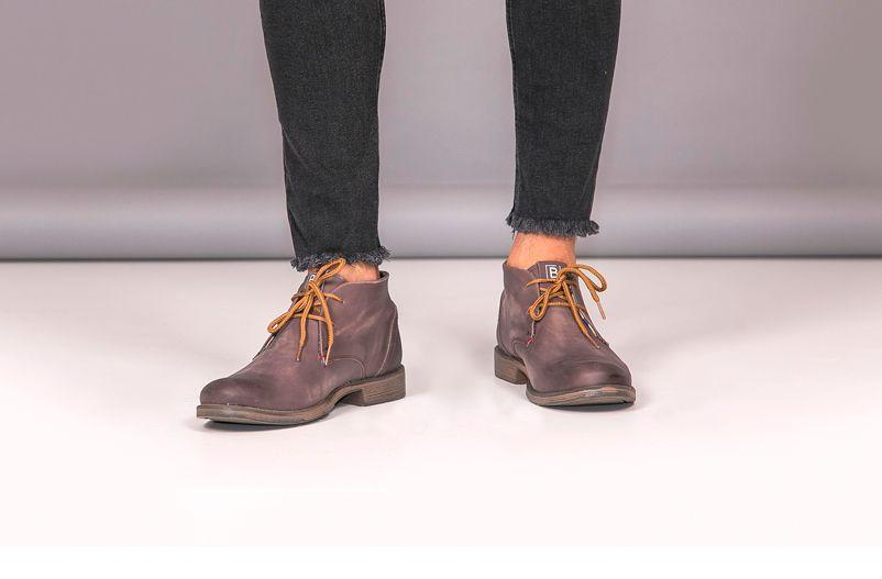484f09f0baac6 Llegan las botas cortas para hombres colmadas de estilo para que te  distingas sobre el resto