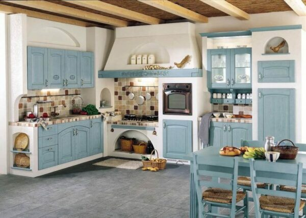 Beautiful Provence Style Kitchen Trends 2021 in 2020
