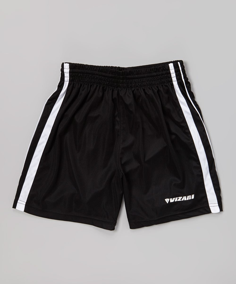 pretty nice 88be3 0d563 Black Campo Soccer Shorts - Kids   Adult