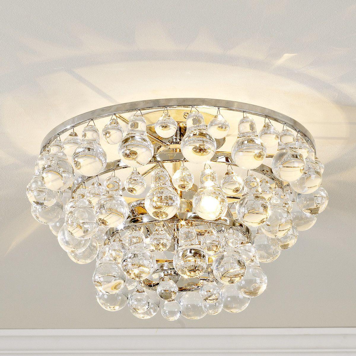 Deco Glam Ceiling Light In 2020 Ceiling Lights Ceiling Light