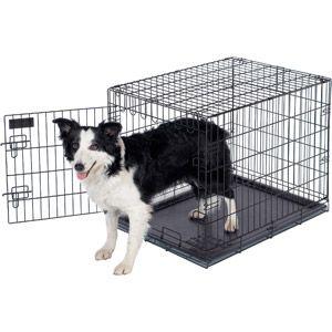 Ruff Maxx Wire Kennel 30 Walmart Com Wire Dog Kennel Dog Kennel Dog Crate