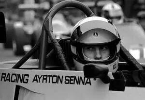 Ayrton Lotus
