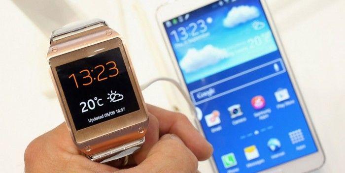 Samsung Galaxy Gear Hasn't More Apps