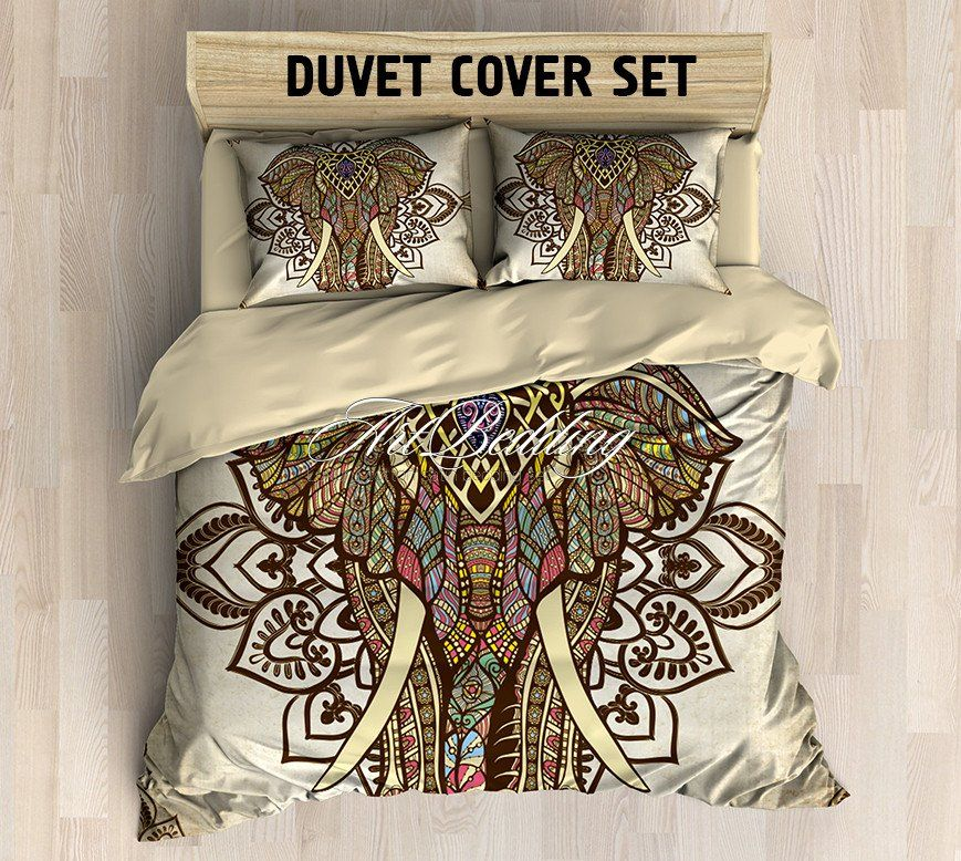 linens elephant bedding