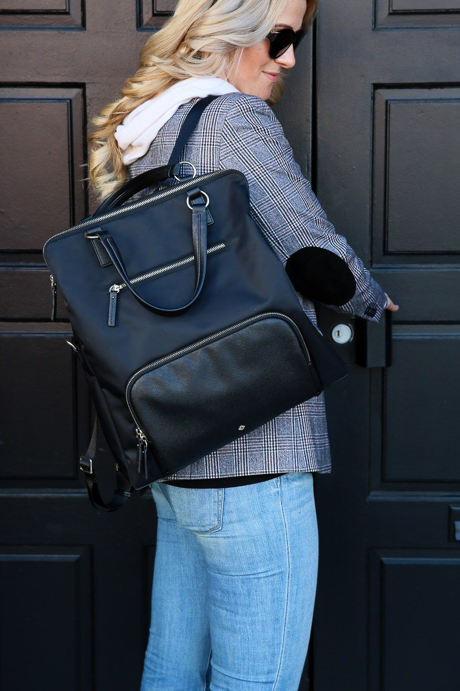 The Perfect Travel Purse + Backpack Travel purse, Fall