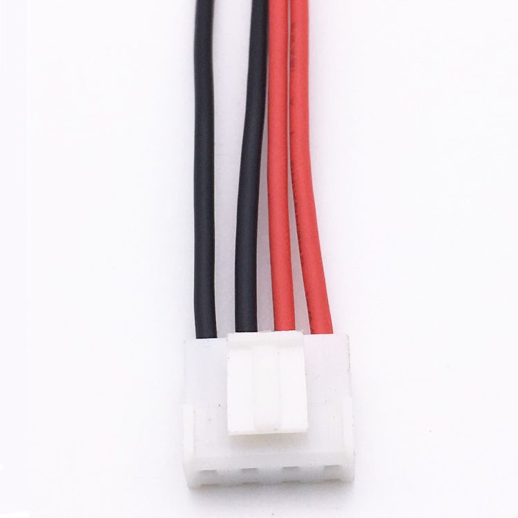 UL 1007 1015 18AWG JST VHR4N VHR 4 Pin Connector Wire